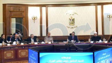 Photo of مجلس الوزراء يوافق إعادة تسعير الغاز لبعض الصناعات